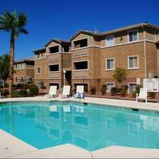 Rental info for Parkway at Silverado Ranch in the Henderson area