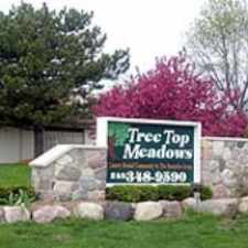 Rental info for Tree Top Meadows in the 48375 area