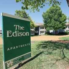 Rental info for The Edison in the Victorian Village area