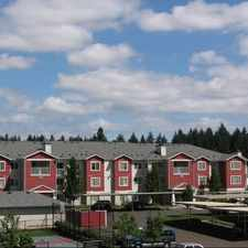 Rental info for Hidden Creek Apartment Homes in the Hillsboro area