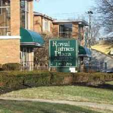 Rental info for Royal James Plaza in the Columbus area