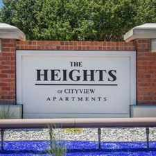 Rental info for The Heights of Cityview in the Fort Worth area