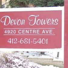 Rental info for Devon Towers in the Pittsburgh area