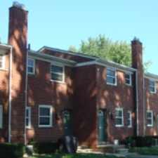 Rental info for ambers Woodside Townhouses in the Royal Oak area