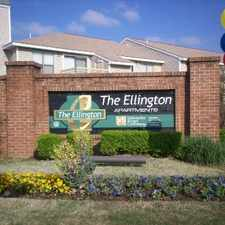 Rental info for The Ellington at Kirby in the Memphis area