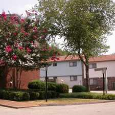 Rental info for Plum Tree Apartments in the Memphis area