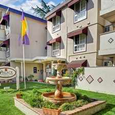 Rental info for Palace Apartment Homes in the Concord area