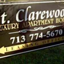 Rental info for St Clarewood in the Houston area