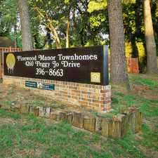 Rental info for Pinewood Manor Townhomes in the Memphis area