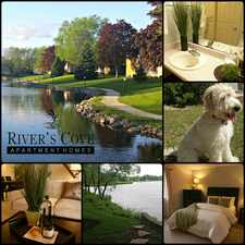 Rental info for Rivers Cove Apartments