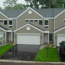 Rental info for 50th and France Townhomes in the Minneapolis area