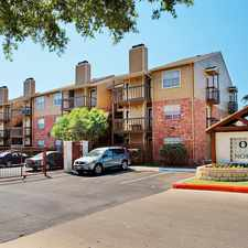 Rental info for Oaks of Northgate in the San Antonio area