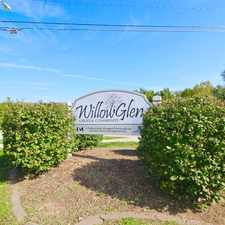Rental info for Willow Glen Townhomes and Apartments in the Kansas City area
