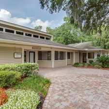 Rental info for Cypress Cove in the Jacksonville area
