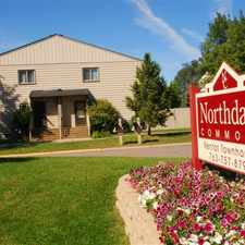 Rental info for Northdale Commons Townhomes in the Champlin area