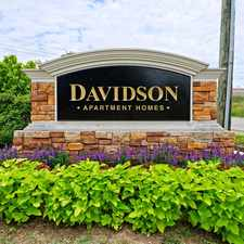 Rental info for Davidson Apartments in the Concord area