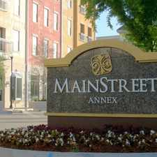 Rental info for Mainstreet at River Ranch Annex in the Lafayette area