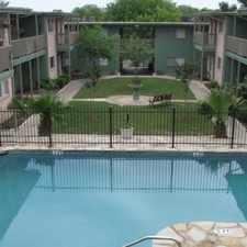 Rental info for Coral Gables in the San Antonio area