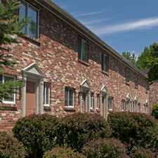 Rental info for Park Ridge Apartments in the Troy area