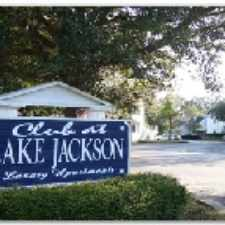 Rental info for Club at Lake Jackson