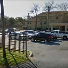 Rental info for Pecan Hill Apartments in the San Antonio area