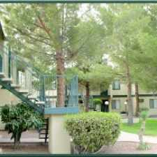 Rental info for Desert Tree Apartments in the El Paso area