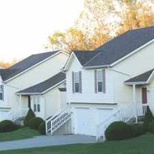 Rental info for Creekwood Park Duplexes in the Hill Haven area