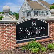 Rental info for Madison Exeter