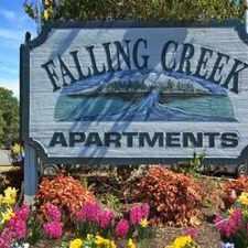 Rental info for Falling Creek