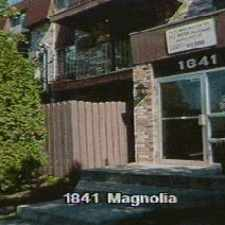 Rental info for Magnolia Apts in the St. Paul area