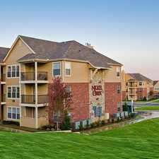 Rental info for Nickel Creek Apartments