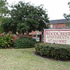 Rental info for Woodcrest Apartments in the Heart of Arlington area