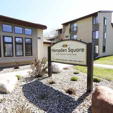 Rental info for Hampden Square Apartments in the White Bear Lake area
