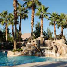 Rental info for Carlisle at Summerlin in the Las Vegas area