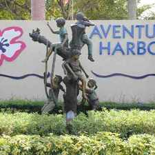 Rental info for Aventura Harbor Apartments in the Ives Estates area