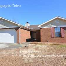 Rental info for 3720 Kingsgate Drive