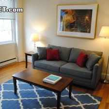 Rental info for One Bedroom In Dupont Circle in the U-Street area