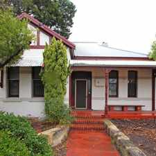 Rental info for Freshly Painted Throughout in the Burswood area