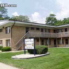 Rental info for $655 1 bedroom Apartment in South Suburbs Midlothian in the Blue Island area