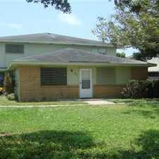 Rental info for Townhouse for Rent in the Corpus Christi area