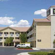 Rental info for Furnished Studio - Albuquerque - Airport in the Albuquerque area