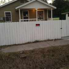 Rental info for call 251 680 8114 for detailsRecently remodeled, fully carpeted. central air and heat, total electric, washer and dryer connections. Large rear deck, located right behind Faulkner Technical School.