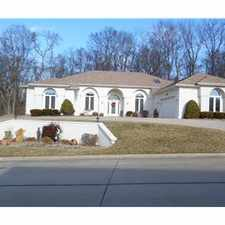 Rental info for luxury executive home in boonville mo, columbia mo