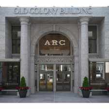 Rental info for Arc at Old Colony