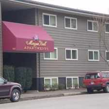Rental info for Remodeled 2 bedroom apt. great location!
