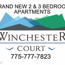 Rental info for Winchester Court Apartments in the Elko area