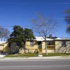 Rental info for 503 Elmhurst - Great Home, Even Better Location! in the San Antonio area