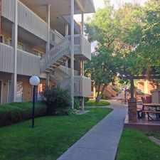 Rental info for Sungate Apartments in the Albuquerque area