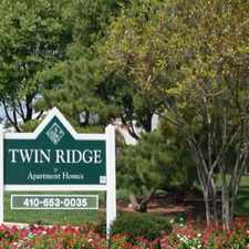 Rental info for Twin Ridge Apartments