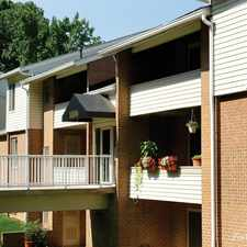 Rental info for Saddle Brooke Apartments